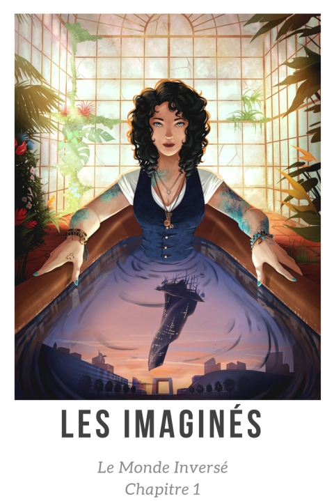 Les Imaginés - Le Monde Inversé | Beware the banana peel | lisaseneque.com