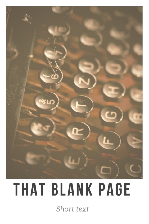 That blank page | Beware the banana peel | lisaseneque.com